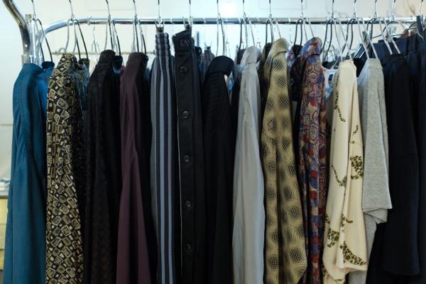 東京・高円寺の古着屋 CODE(コード)質感を重視した、くせのないメンズ古着を