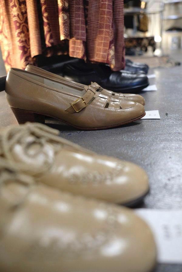 東京・高円寺の古着屋 那由多(なゆた)大人の女性が一枚でも着られる着心地とフォルム