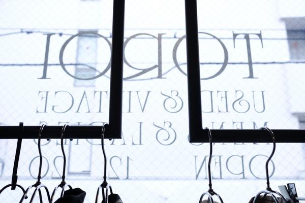 """埼玉・大宮の古着屋 TOROI(トロイ)ジャンルレスなアイテムで""""スタイルの交錯""""を楽しめるお店"""