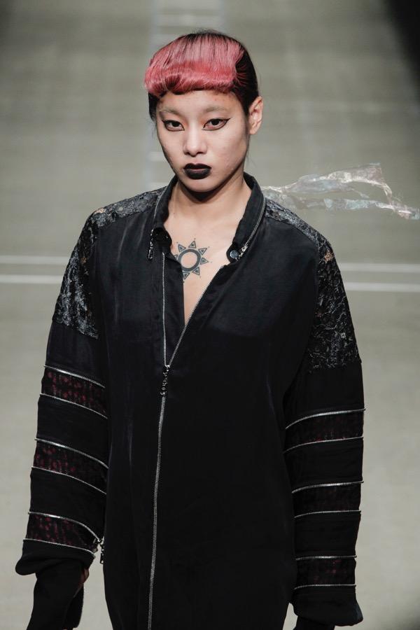 ACUOD by CHANU(アクオド バイ チャヌ)2018年春夏 コレクション