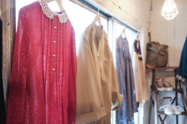 東京・吉祥寺の古着屋 Orfeo(オルフェオ)買う時に楽しめて、着て褒めてもらえるような古着を