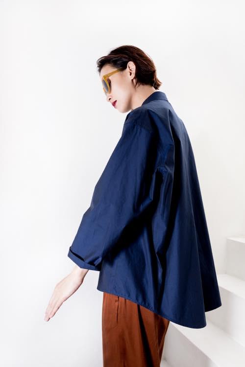 semoh(セモー)2018年春夏コレクション。デザイナーは上山浩征。