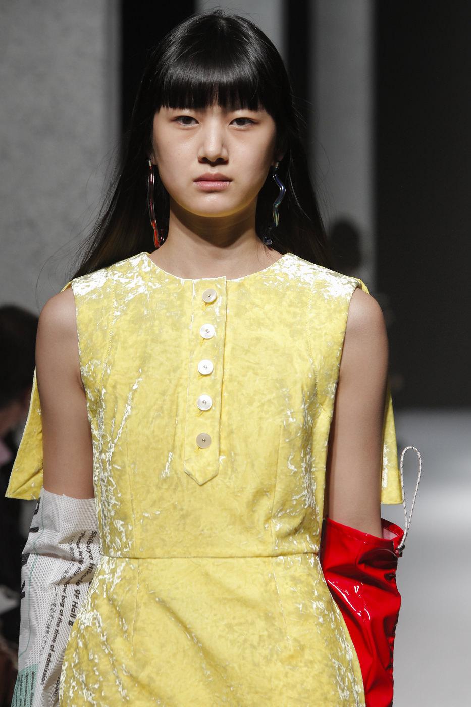 YOHEI OHNO(ヨウヘイ オオノ)2018年春夏 コレクション
