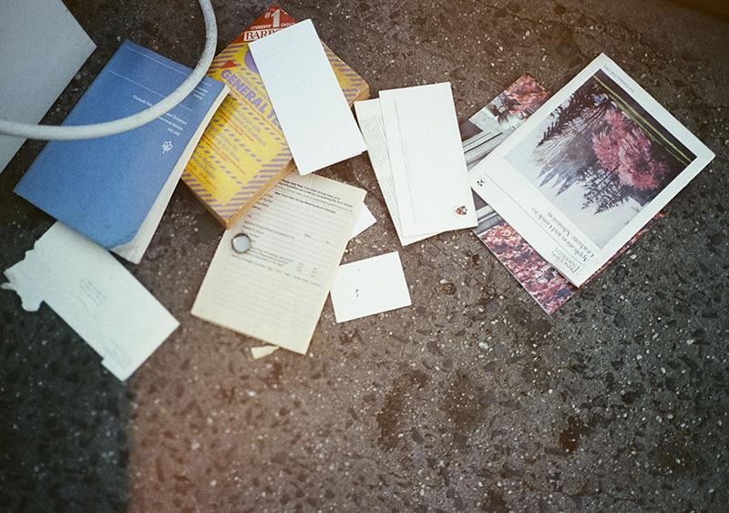 フォトグラファー 嶌村吉祥丸による写真展「about:blank」中目黒 W+K+にて開催