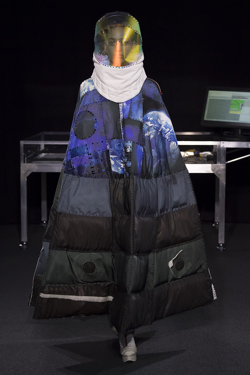 YUIMA NAKAZATO(ユイマ ナカザト)2018年春夏クチュールコレクション