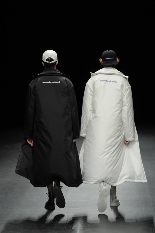 DRESSEDUNDRESSED(ドレスドアンドレスド)2018-19年秋冬