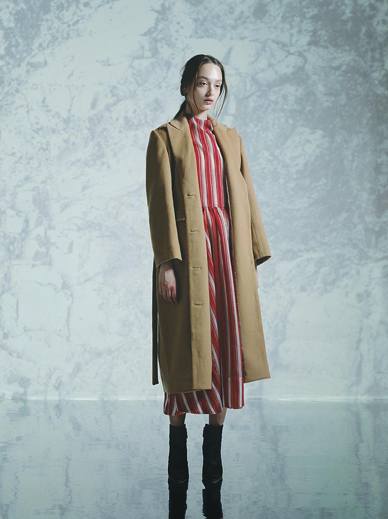EAUSEENON(オウシーナン)2018-19年秋冬コレクション