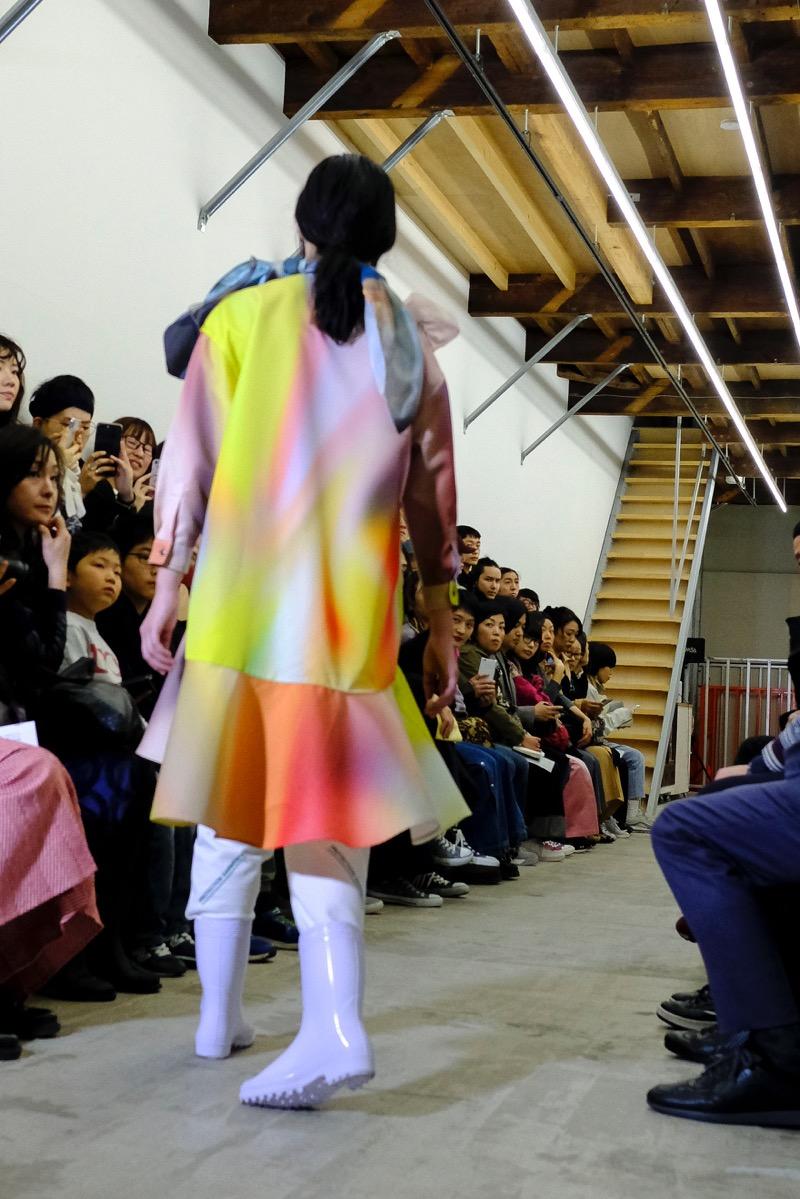 PUGMENT(パグメント)2018 -19年秋冬コレクション