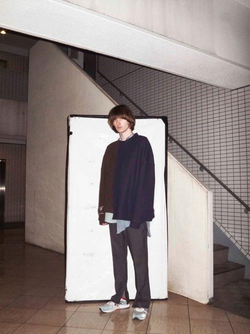 RICE NINE TEN (ライス ナイン テン)2018-19年秋冬コレクション