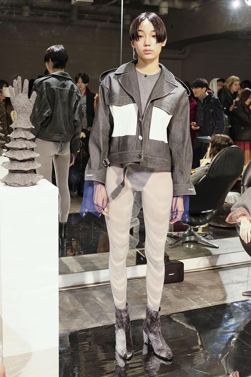YOHEI OHNO(ヨウヘイ オオノ)2018-19年秋冬コレクション