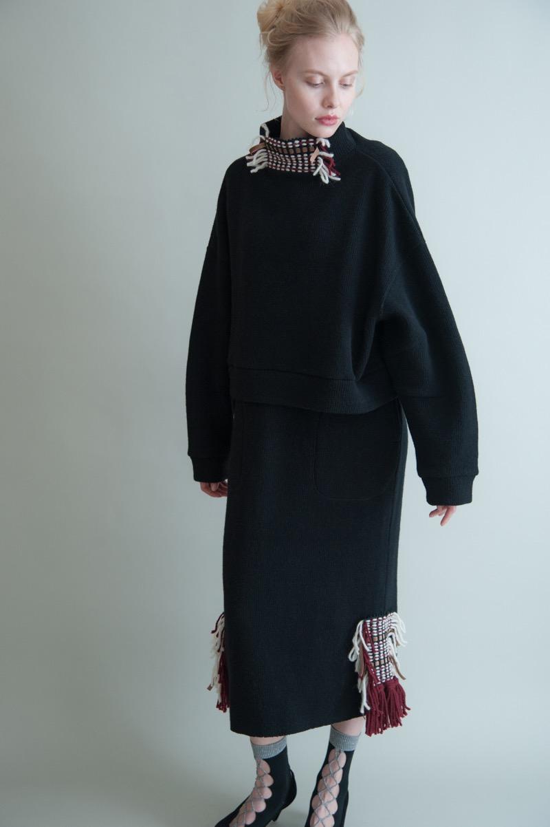 BANSAN (バンサン)2018-19年秋冬 コレクション