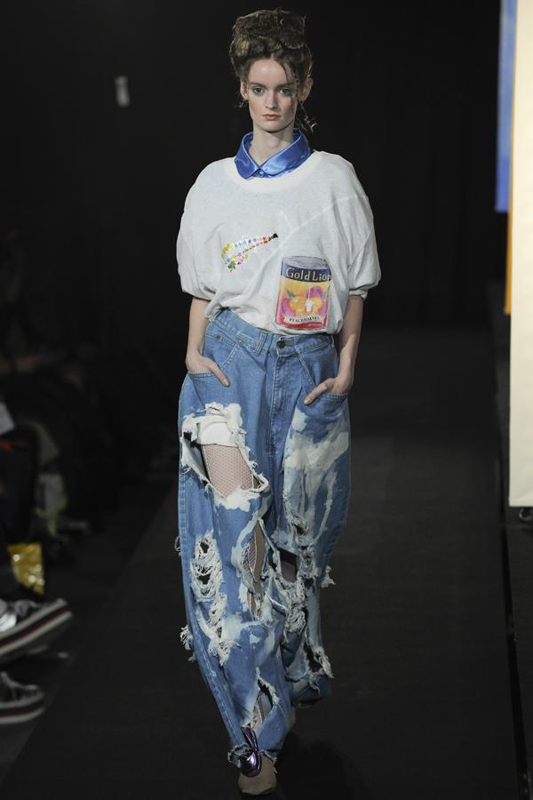 Jenny fax(ジェニーファックス)2018-19年秋冬 コレクション