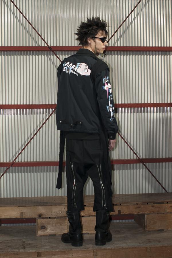 KIDILL(キディル)の2018-19年秋冬 コレクション。デザイナーは末安弘明。