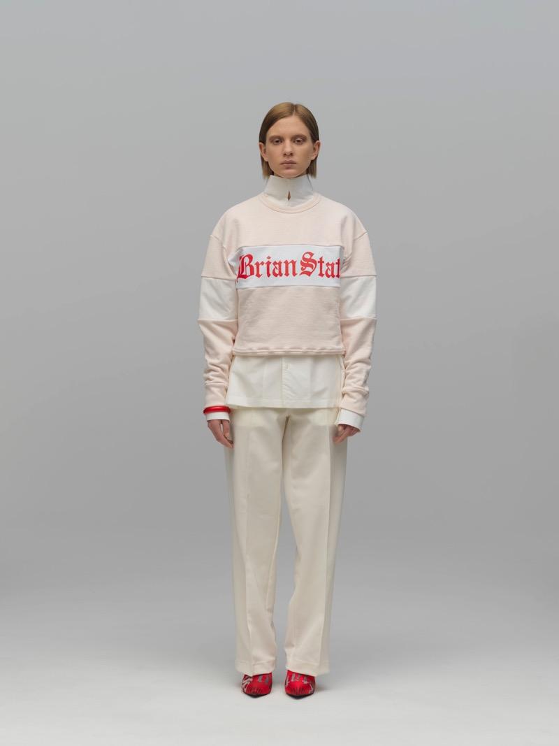 BRIAN HELLER(ブライアン ヘラー)2018-19年秋冬 コレクション
