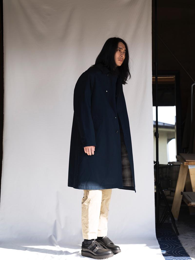 meanswhile(ミーンズワイル)2018-19年秋冬 コレクション