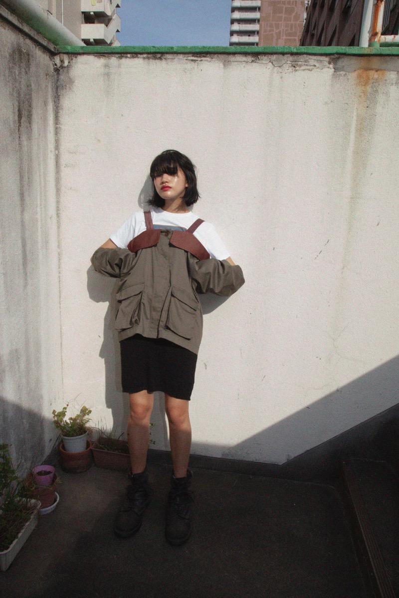 POURTON DE MOI(ポアトアデモア)の2019年春夏 コレクション。テーマは「Hater`s Gonna Hate 〜言いたいヤツには言わせておけ〜」。デザイナーは、SHOHEI KIMURA(木村 昭平)。
