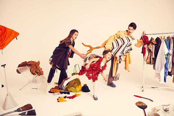 Re:quaL≡ × HOUGA 服を無料で持って帰れる「万引きショップ」渋谷・神泉のR for Dで10月13日14日の2日間開催