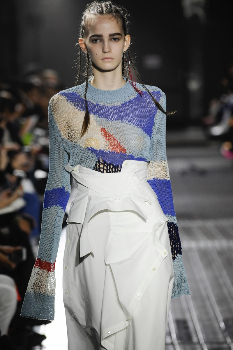 CHRISTIAN DADA(クリスチャンダダ)の2019年春夏 コレクション。デザイナーは森川 マサノリ。
