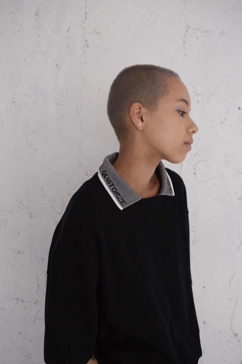 Quatorze(キャトルズ)2019年春夏 コレクション。デザイナーは竹中茂靖。