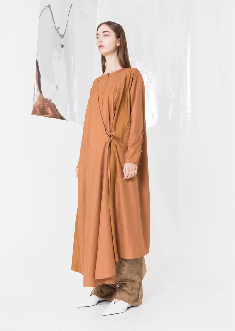 tactor(タクター)の2019年春夏コレクション。テーマは「COLLAGE」。デザイナーは山本奈由子。