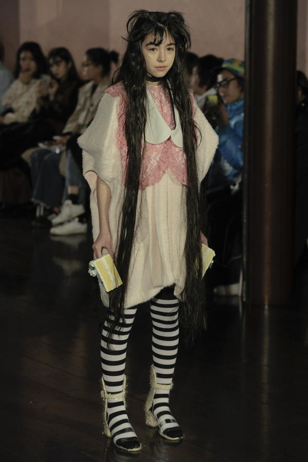 Jenny fax(ジェニーファックス)2019-20年秋冬 コレクション