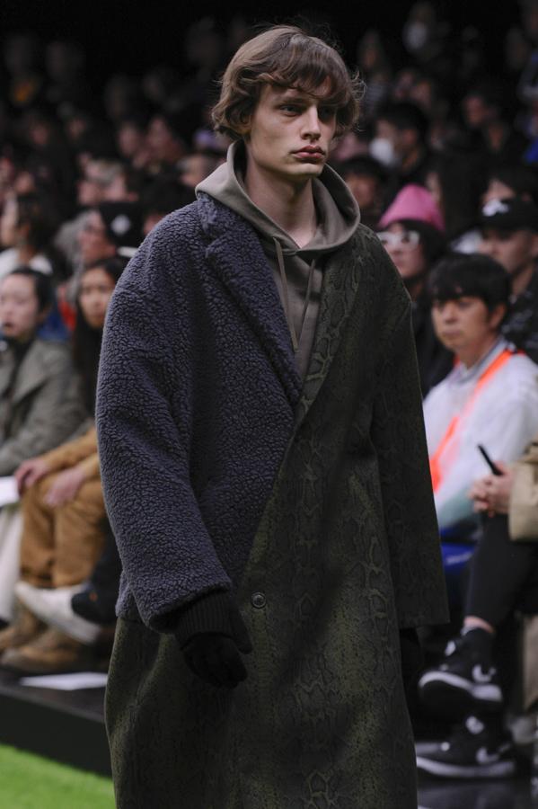MISTERGENTLEMAN(ミスタージェントルマン)の2019-20年秋冬 コレクション。