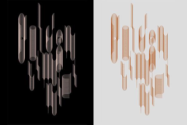 """日没から日の出までの展覧会 アートユニットniciによる個展「golden time """"今とても素晴らしい時""""」渋谷・BLOCK HOUSEで5月1日から開催"""
