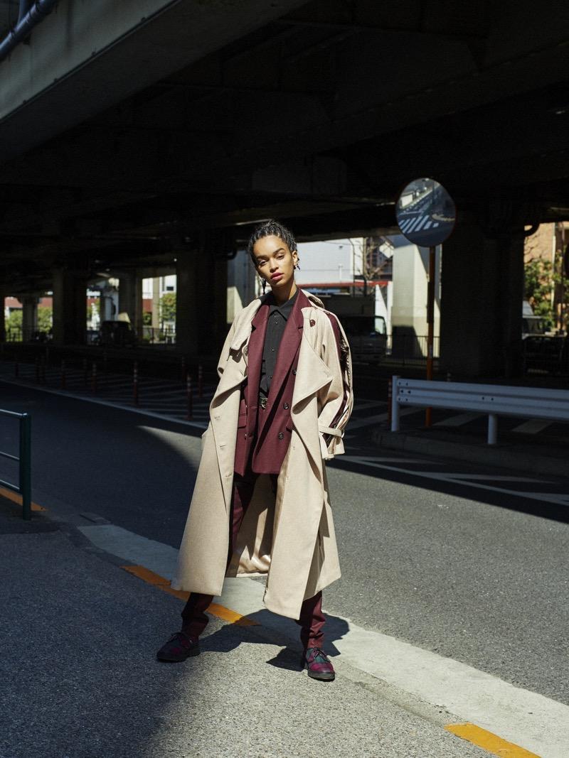SUÉSADA(スエサダ)2019-20年秋冬 コレクション