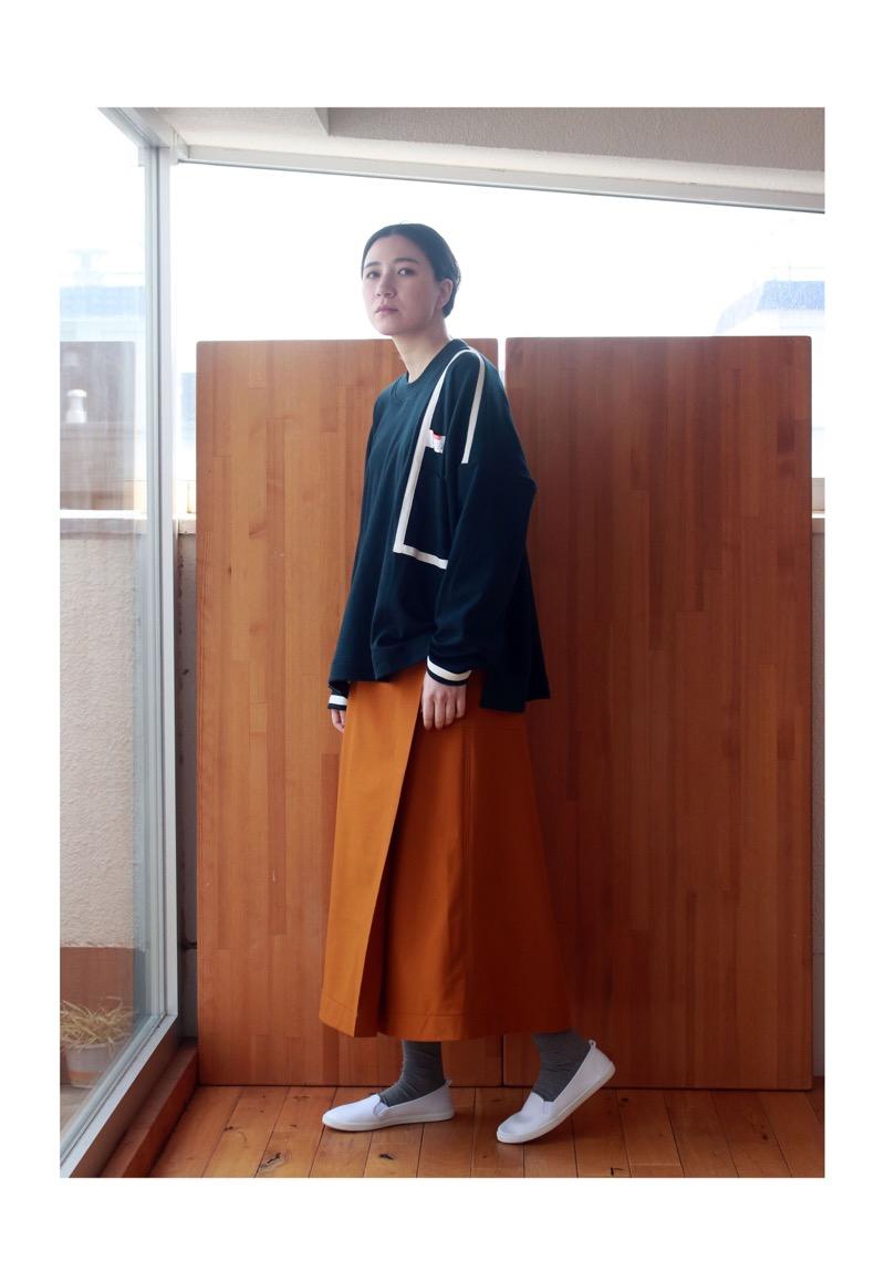 Hiroyuki Watanabe(ヒロユキワタナベ)の2019-20年秋冬 コレクション。デザイナーは渡部紘之。