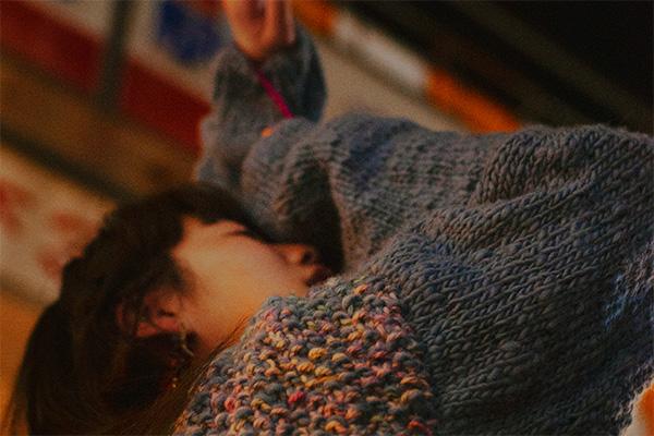 "Da Capo ""C"" Knit artist SEi & Photographer Ebara Shotaro"