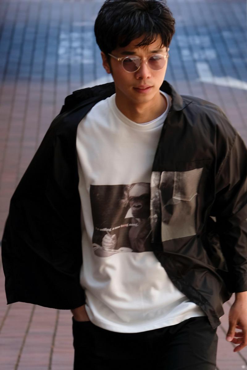 KERFMANN(カーフマン)2019-20年秋冬コレクション。テーマは「Keep up with」、デザイナーはHaruki HASHIMURA。