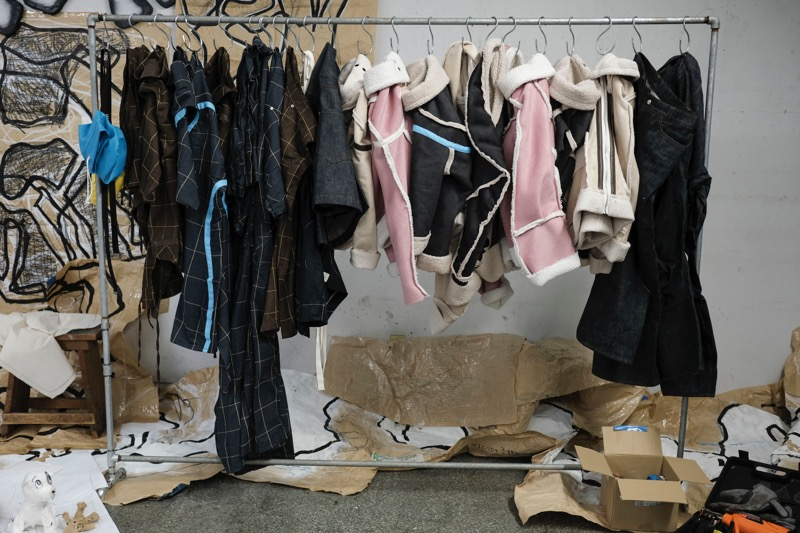 【INTERVIEW】絵を描いて服をつくる「odd_(オッド)」プロセスをデザインする新しい視点