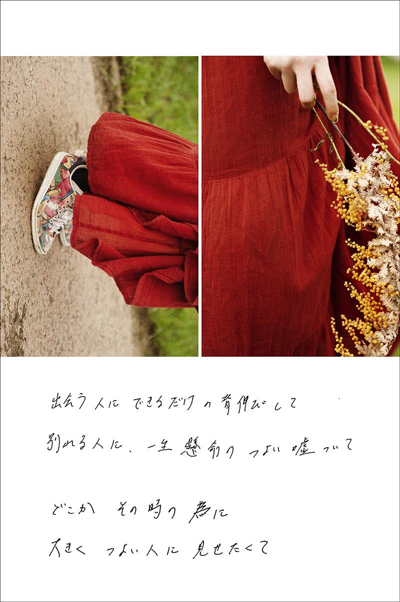 "Da Capo ""D"" Knit artist SEi & Photographer Ebata Shotaro"