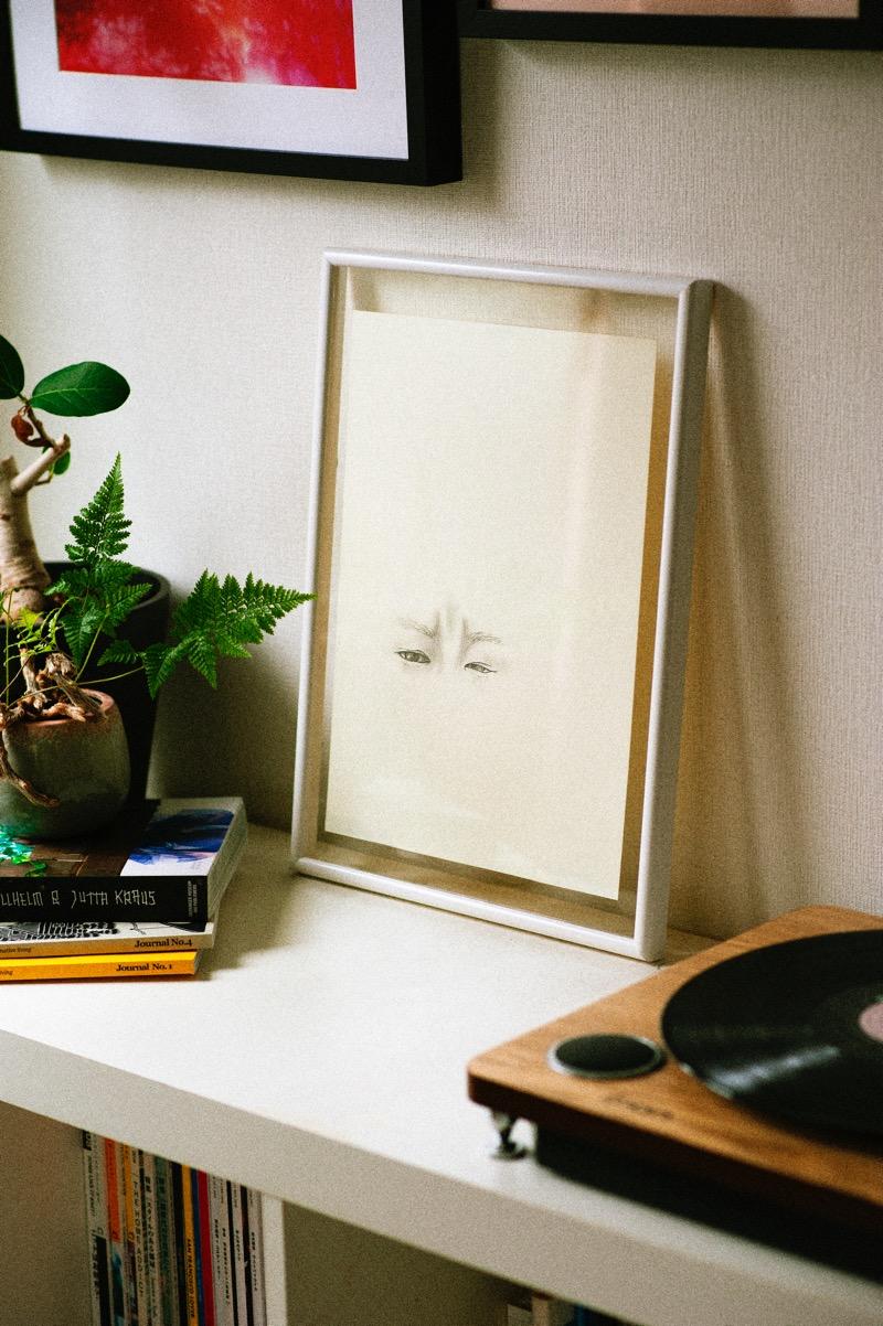 "Da Capo ""D#"" Knit artist SEi & Photographer Ebara Shotaro"