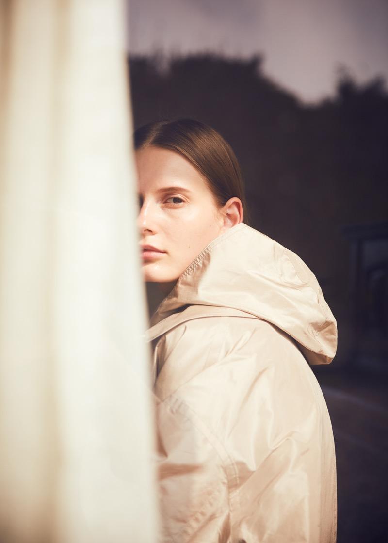 Blanc YM (ブラン ワイエム)の2020年春夏コレクション。デザイナーは、宮内裕太郎。