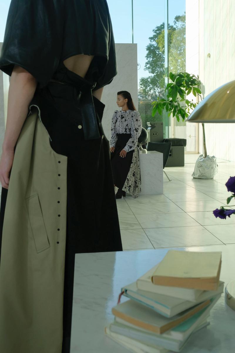 AKIKOAOKI(アキコアオキ)2020-21年秋冬コレクション