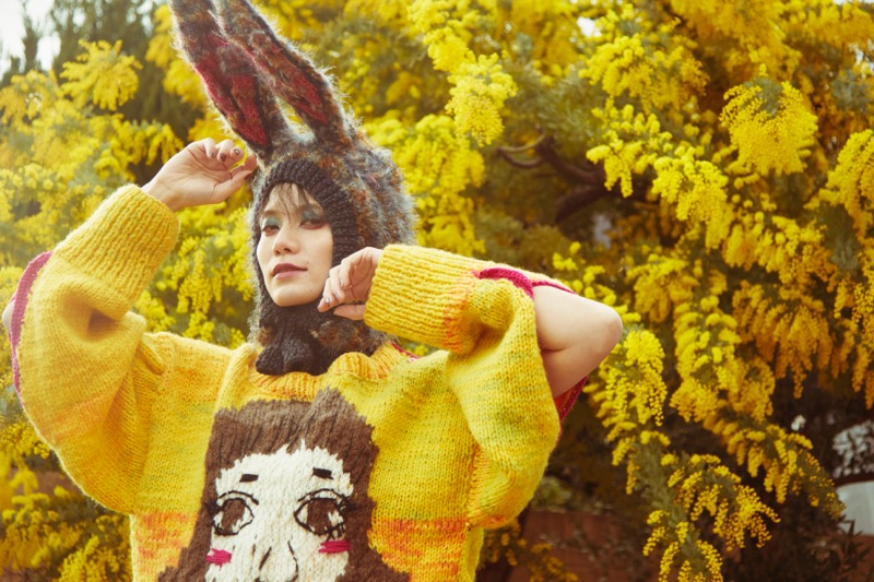 SEi(セイ)の2020-21年秋冬コレクション。テーマは「じゃじゃ」