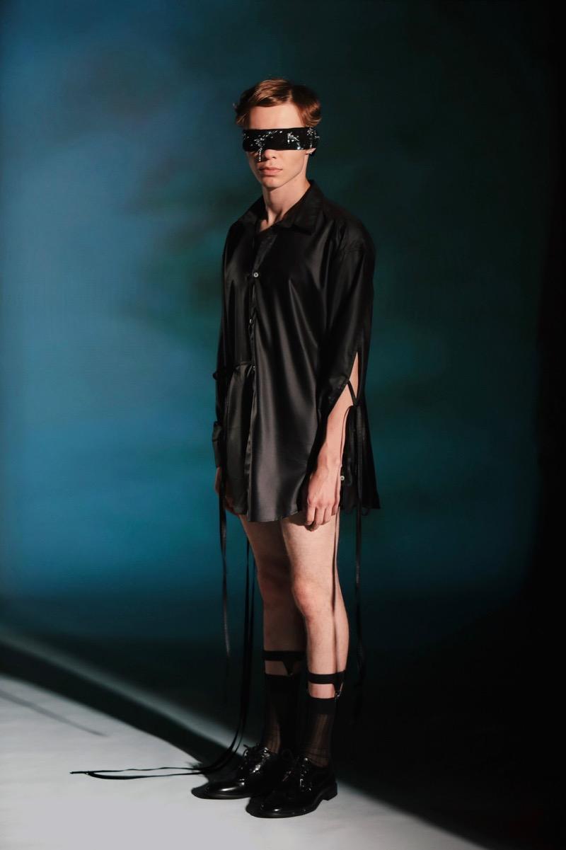 disemBySiiK(ディゼムバイシーク)2021年春夏 コレクション。テーマは「The Masquerade」。